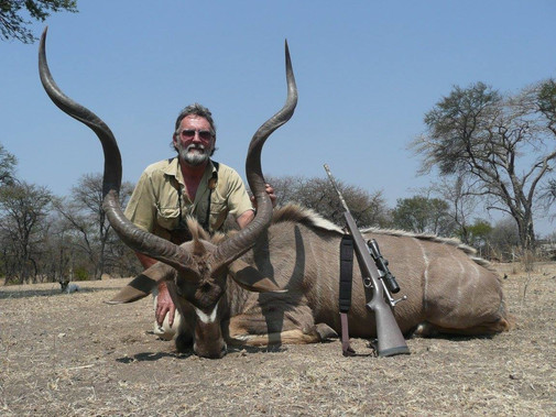 Hunt Kudu In Africa With Outfitter & Guide Markus Michalowitz