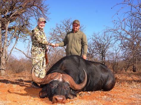 Meeting Ranchero Limpopo Hunting Safaris