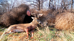 Hunting Trophy Whitetail Kansas
