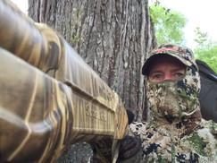 Turkey Hunting Pump Action Time FL USA
