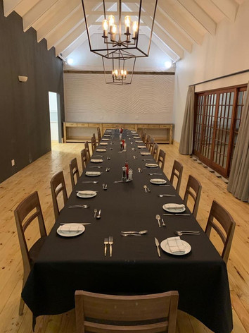 Fine Dinning Eastern Cape Hunting Lodges