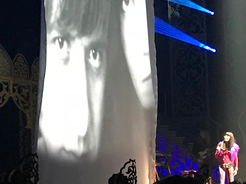 Mary Hossack - Cher Concert Las Vegas 2018