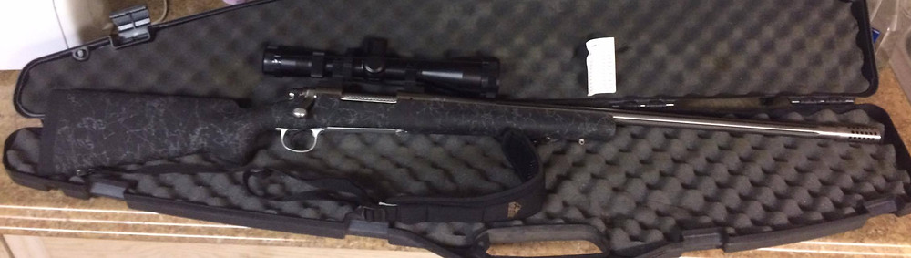 AussieJohns Big Game Hunting Rifle Remington 7MM Sendero