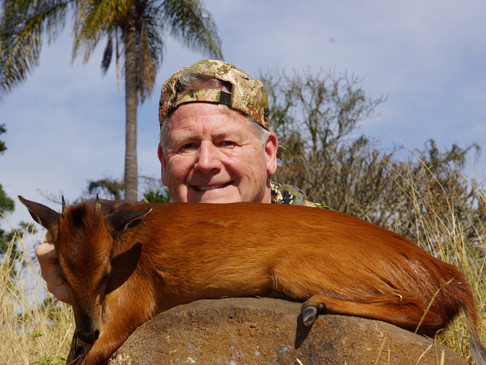 South Africa Hunting Package...Excellent!