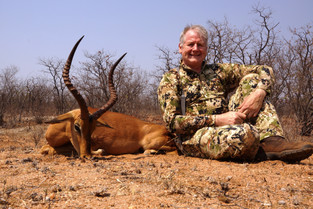 Hunting Limpopo Impala