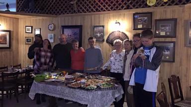 Kansas Hunting Lodge - Daniel Bell & Family
