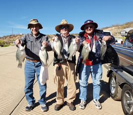 A Great Fishing Day Out On San Carlos Apache Tribal Lands