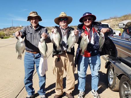 SAN CARLOS FISHING PERMIT FEES & CHARGES FOR 2021