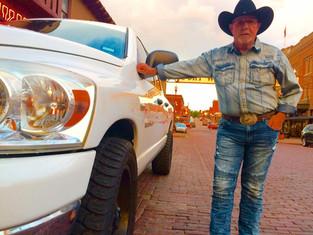 Joe Raitt Fort-Worth Stockyards Texas USA