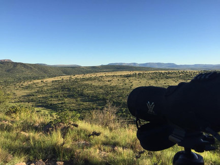 Endless Views Of The Karoo