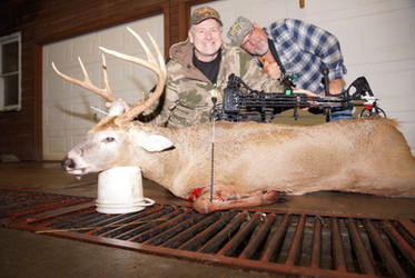 AussieJohn Hossack Australia Hunting Kansas Whitetails 2017 Nov Rut Hunt