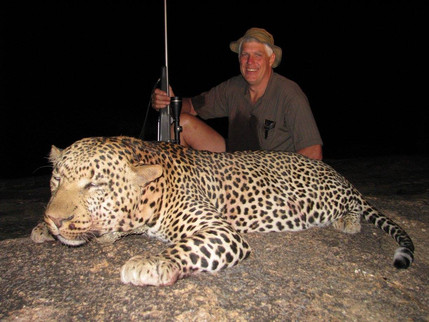 Africa Hunting Packages With Downunder Taxidermy Studio & Guiding Services