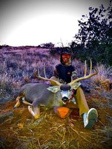 Deer Hunting On San Carlos Arizona