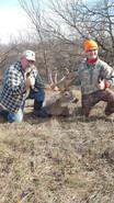 Hunt Kansas Trophy Whitetail Buck