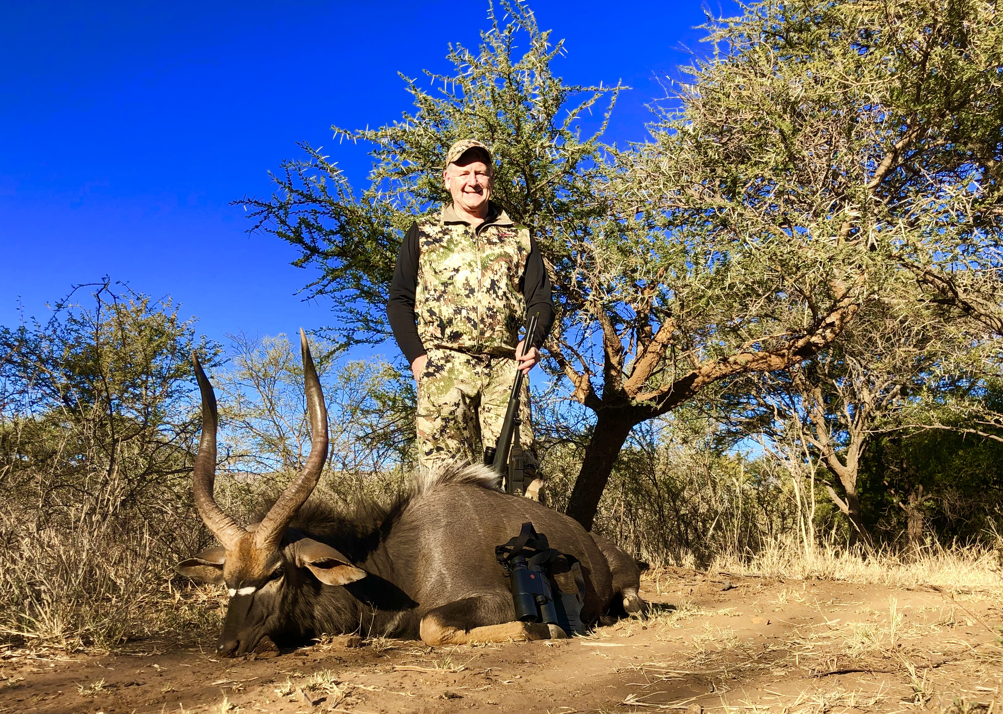 Nyala Hunt Limpopo June 2019