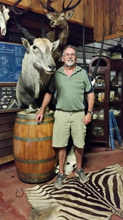 Mick Chapman Testimonial - Review Downunder Taxidermy Studio Queensland Australia