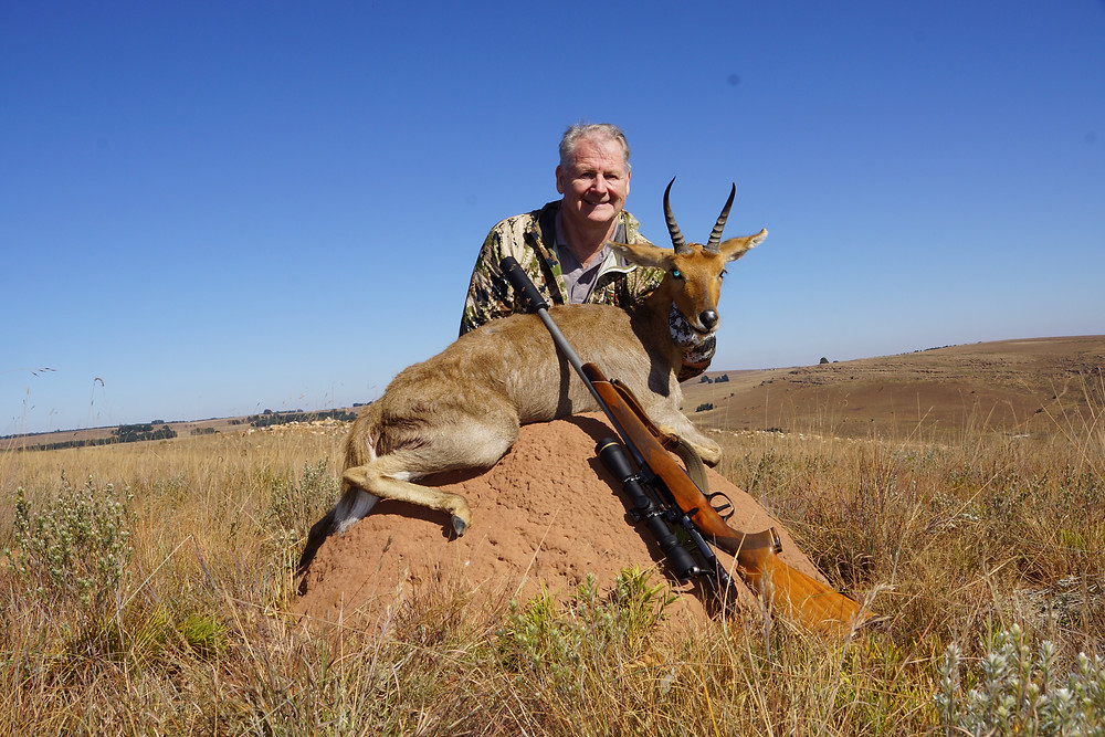 Mountain Reedbuck South Africa Hunting Package