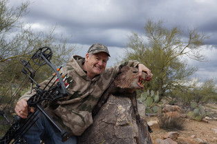 Bucket List Javalina Hunt!