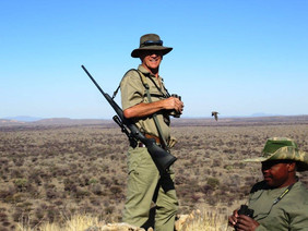 Explore Africa & Hunt With The Team From Downunder Taxidermy Studio & Guiding Services