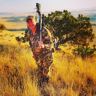 Coues Deer Down San Carlos Arizona 2018