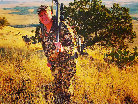 Can You Believe It??? Another San Carlos Coues Deer Tag