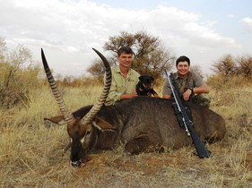 Water Buck Big game Hunting Packages