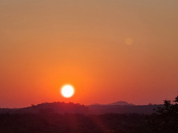 Limpopo Hunting Sunset
