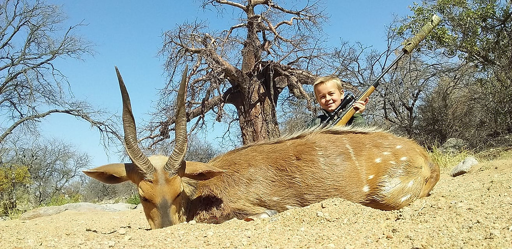 What A Great Day's Hunting _ Dad & Son Day!