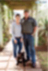 Rob & Laura Birch Royal Karoo Hunting Safaris