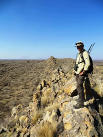 Hunting In Namibia With Markus Michalowitz From Downunder Taxidermy Studio & Guiding Services