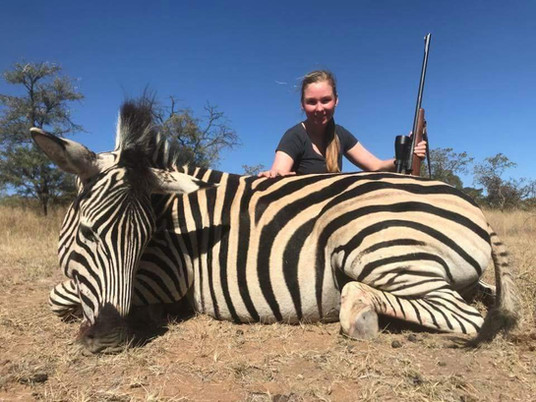 Plains Game Hunting In Limpopo Provence...