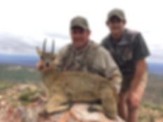 Eastern Cape Hunting Packages For The Tiny Ten Species