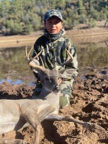 San Carlos Coues Deer Hunting Arizona