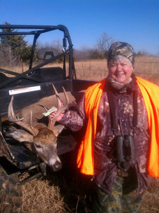 Hunting Kansas Whitetail