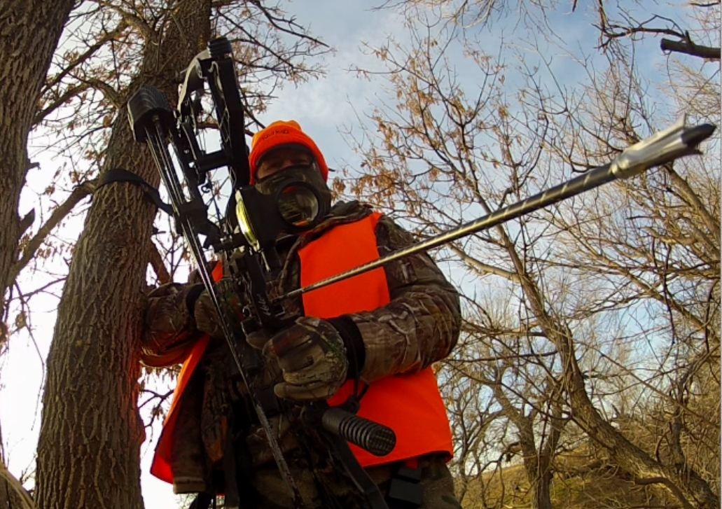 Hunting Kansas Whitetails AussieJohn