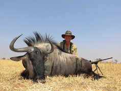 Plains Game Hunting With Downunder Taxidermy Studio & Guiding Services