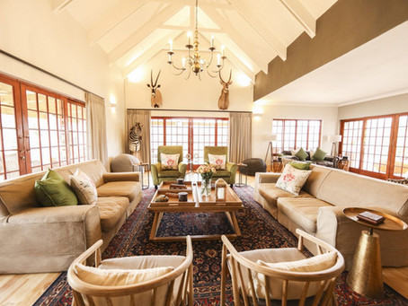 MANY NEW UPGRADES AT ROYAL KAROO - TIME TO BOOK YOUR NEXT HUNTING VACATION ON THE EASTERN CAPE