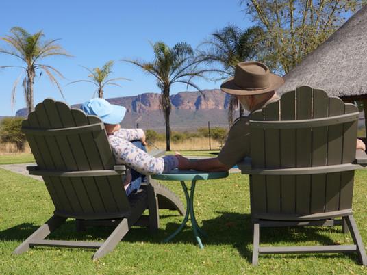Luxury Hunting Safari Lodge In Limpopo