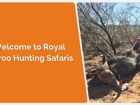 Sept 2019 This last week with Royal Karoo Hunting Safaris