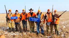 Welcome To Kansas Hunting