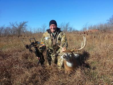 Whitetail Hunting Kansas