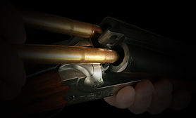 Eastern Cape Hunting Double Rifle