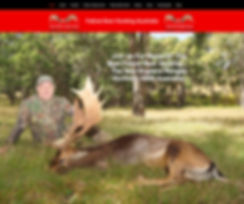 Fallow Deer Hunting Australia www.fallow