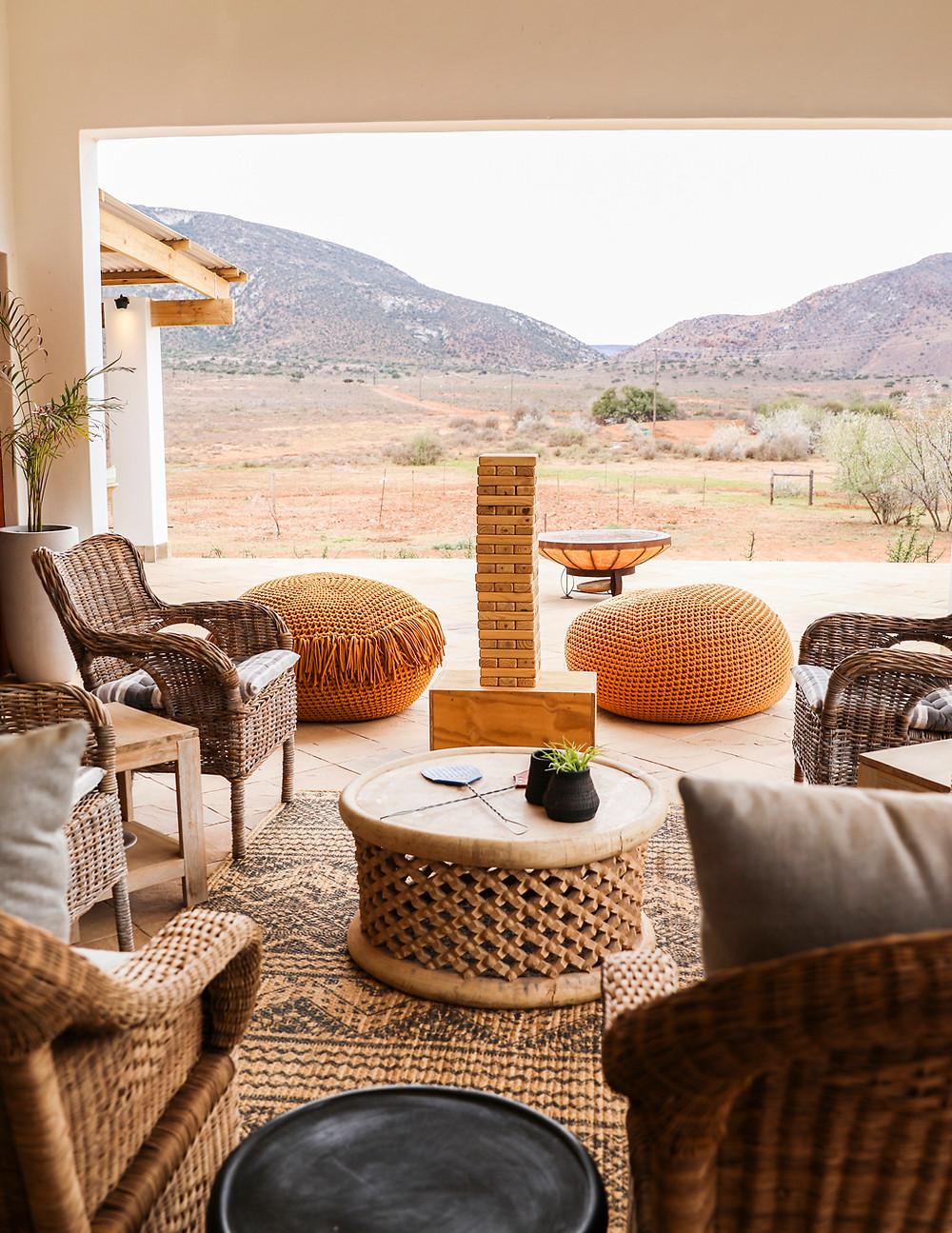 Relax & Enjoy Royal Karoo Safaris East Cape Hunting Lodge