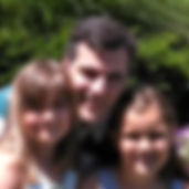 Me and kids - Father's Day brunch2_6-19-