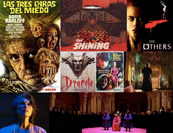The Films That Influenced THE HOUSE OF VIOLENT DESIRE