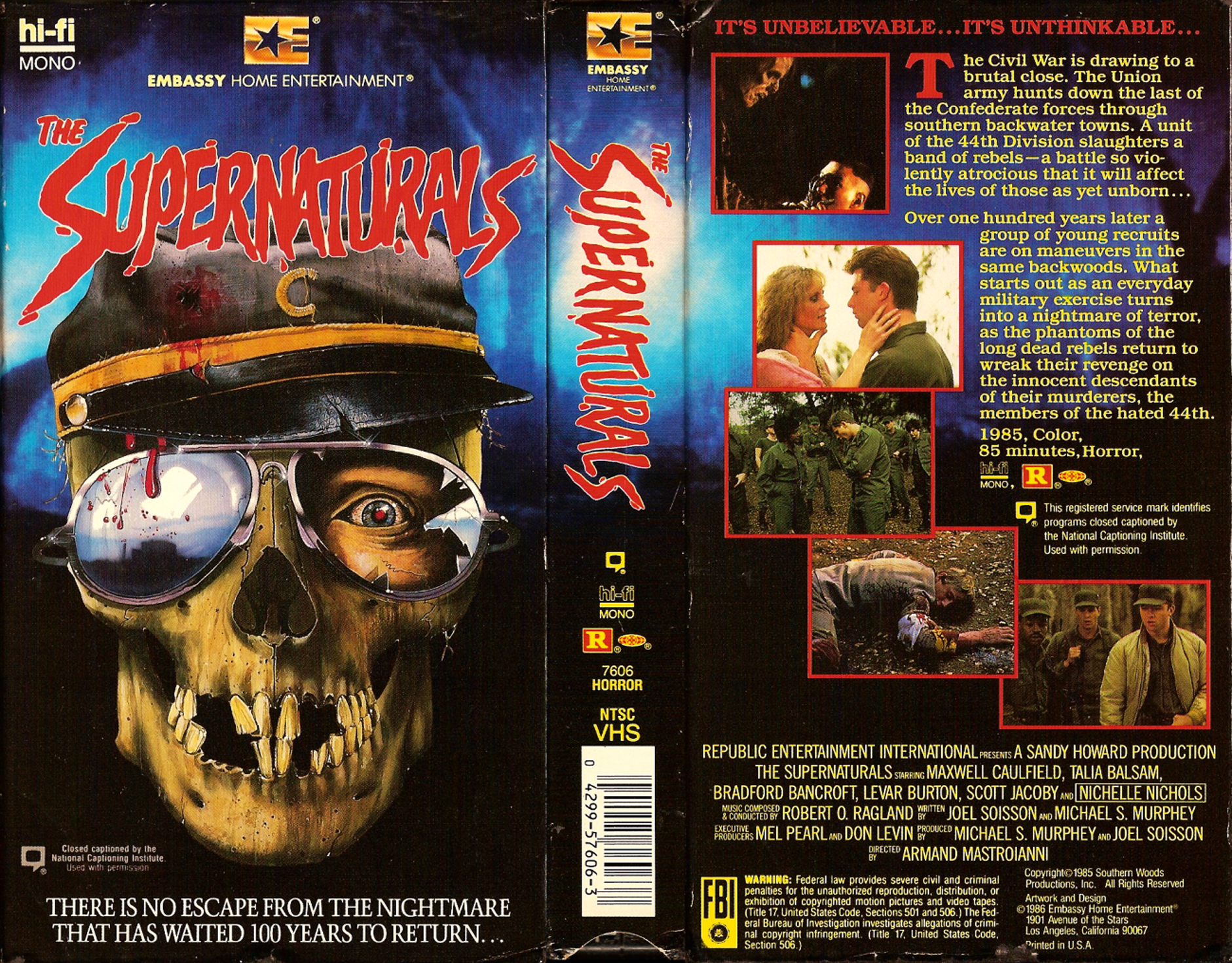 THE-SUPERNATURALS-HORROR-VHS