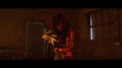 Jessica Harver with Shotgun
