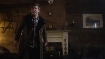 "Actor David Lenik talks upcoming snowbound horror ""Winterskin"""