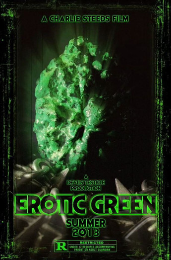EROTIC GREEN [Short Film]